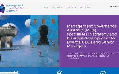 Corporate – MG Australia